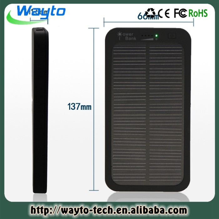 hot selling for huawei mate 8 smartphone solar cellphone 4000mah charger
