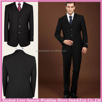 G158-A3 2014 In stock China suzhou alibaba elegant latest designer groom suit fashion men's slim fit business suit