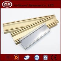 Different Types Of Aluminum Profile For Sliding Door
