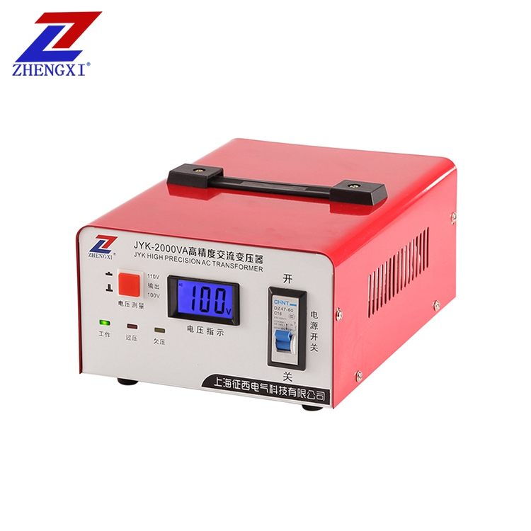 high efficiency 110v to 220v electrical frequency voltage converter