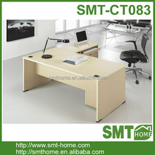 Cheap latest KD wooden office table design