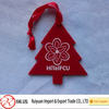 Wholesale Alibaba tree decoration felt christams hanging ornament from China supplier
