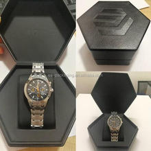 Highend leather material watch gift box, watch boxes, watch packaging boxes