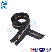 All Sizes Smoothly Long Chain Metal Brass Zipper Roll