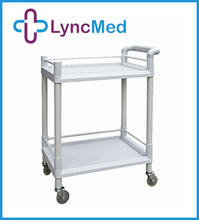 Medical equipment ABS hospital emergency trolley healthcare hospital instrument cart