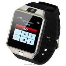 Cheap unlocked watch cell phone Bluetooth Smart Watch DZ09 Smartwatch phone Q18 GT08 U8