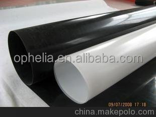 HDPE geomembrane waterproof black HDPE sheet Hdpe pond liner