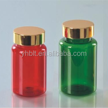 Plastic Health Care Product Bottles