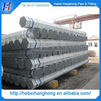 China Trade Assurance Manufacturer cs galvanized steel pipe
