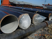 Steel Pipe with AWWA C 215