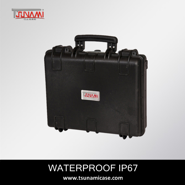 China manufacture waterproof dustproof plastic vedio case HDD case