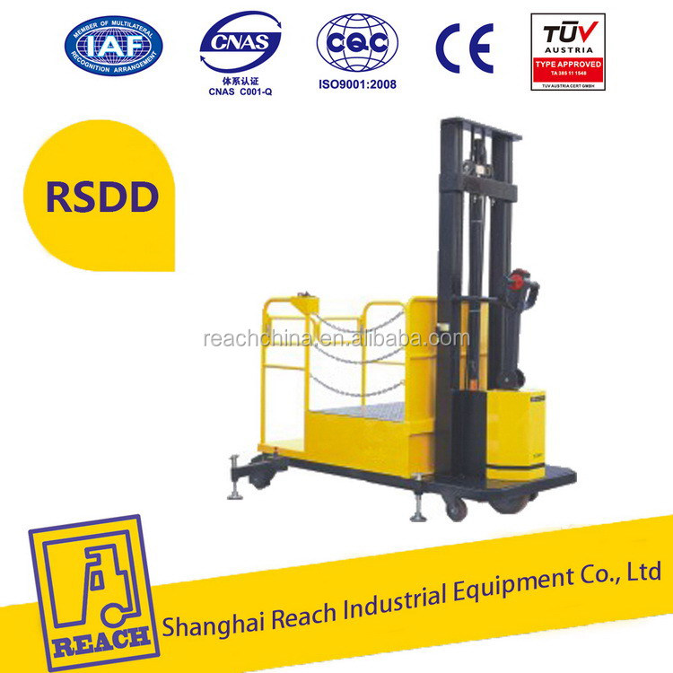 Factory direct new coming automatic high level order picker