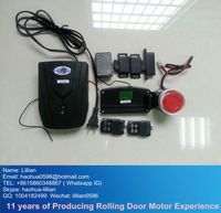 wireless remote motor control switch