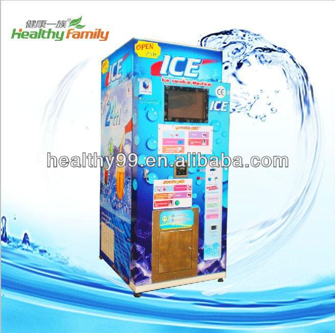 bagged vending machine