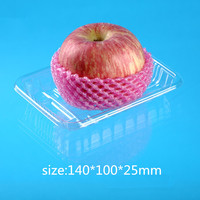PET blister fruit and vegetable plastic packaging tray