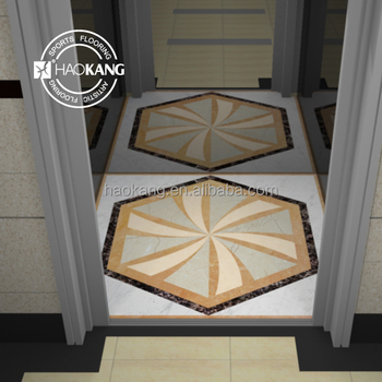 Fireproof and waterproof PVC Elevator mats