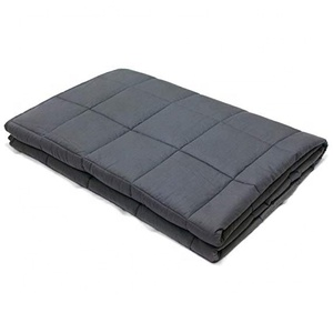 OEM custom high quality sherpa weighted blanket, make weighted blanket