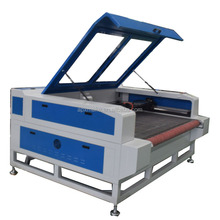 Denim jeans t-shirt CO2 imported laser cutting engraving washing printing engraving system machine for hot sale