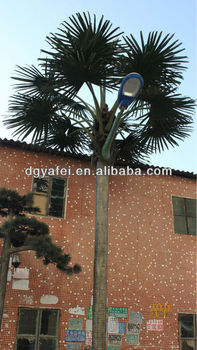 electric palm tree