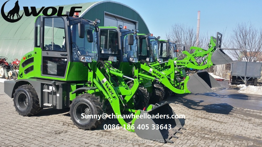 michigan loader made in China, china small loader price. loader small for sale