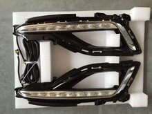 sonata led fog lamp/sonata drl/sonata daytime running light