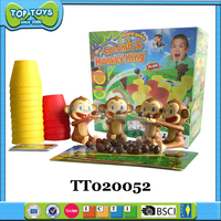 monkey coconut game interesting family board game christmas gift kids toy
