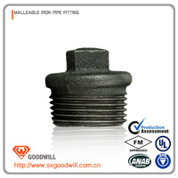 round head pipe plug/rubber pipe plug