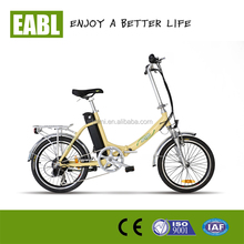 20'' Aluminum Alloy Folding electric bicycle