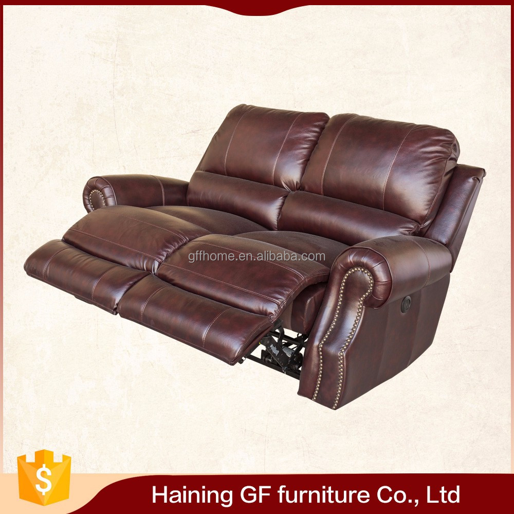 haining cheap furniture living room sofa sets leather loveseat