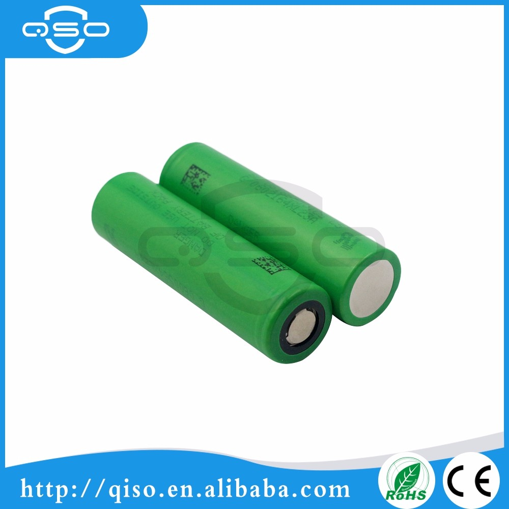 high capacity li ion batteries 30A cgr18650c li-ion battery 2100mah 3.7v VTC4 cgr18650 ce for digital products