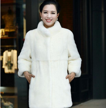 Wholesale Custom Stylish Coats Jackets Women High Quality Many Color Faux Fur Jacket genuine suede fur natural raccoon fur coat