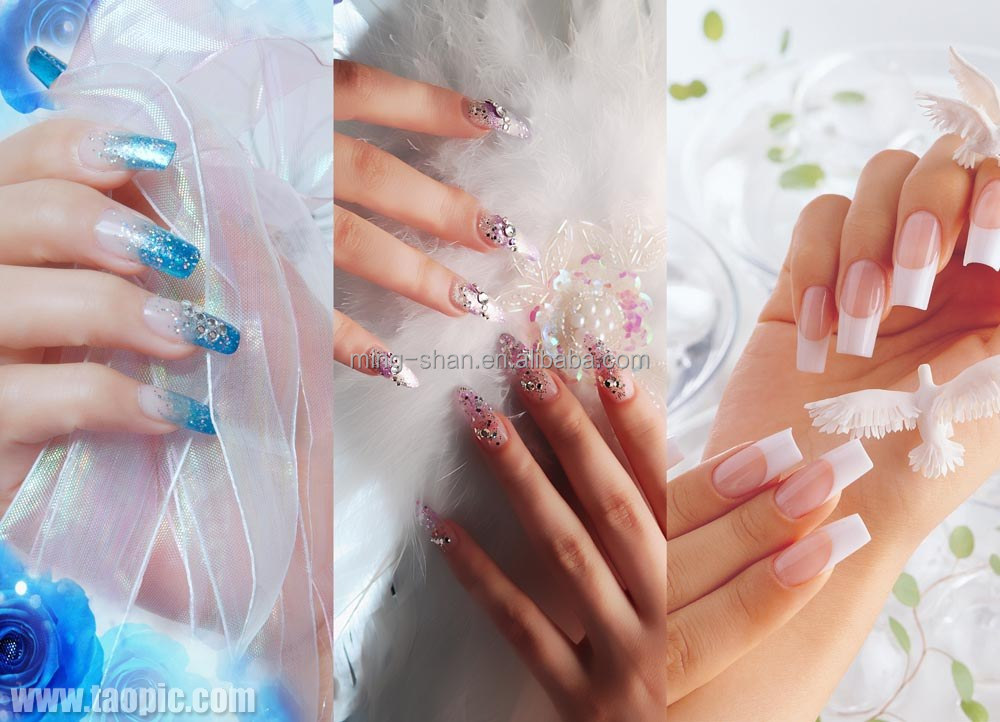 Non-wipe uv Top Coat uv Color Gel Cover Acrylic Nails Art, View Top ...