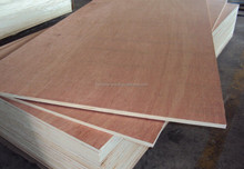 E1 glue poplar core commercial Plywood linyi factory