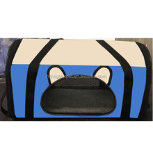 Luxury Designer Pet Carrier with Mat