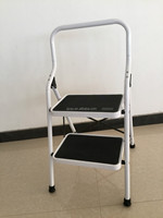 Made in china foldaway step ladder with EN131