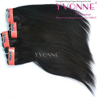 Hot selling 100% indian human hair weft