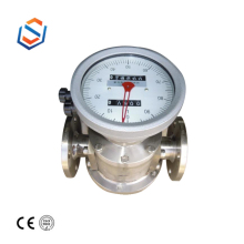 Oval gear Flow meter, positive displacement meter for gasoline, diesel in station, tank truck and stock terminal
