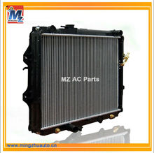 Auto Part Aluminum Car Radiator For Toyota Hilux 04 Cooling System