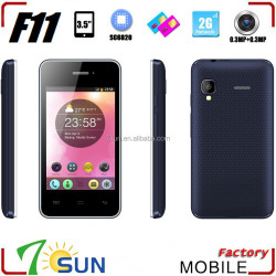 new product F11 android non camera phone