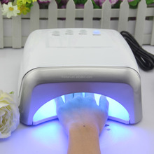 2016 Chine gros alibaba Haute Qualité Usine CCFL LED Lampe UV 60 W UV LED Ongles Lampe 60 watts gel nail sèche-mixte led uv 60 w