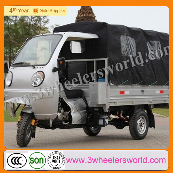 China Supplier Gasoline Heavy Duty Used Drift Reverse Trike Scooter/dayun motorcycle for Sale