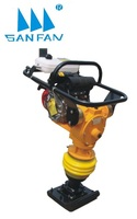 45years manufacturer certificated HCR70 rammer compactor, gasoline tamping rammer