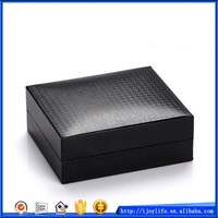 2016 professional cardboard cufflink packaging box