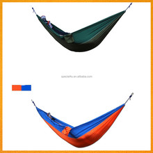 Promotional holiday new nylon hammock SPHM-002