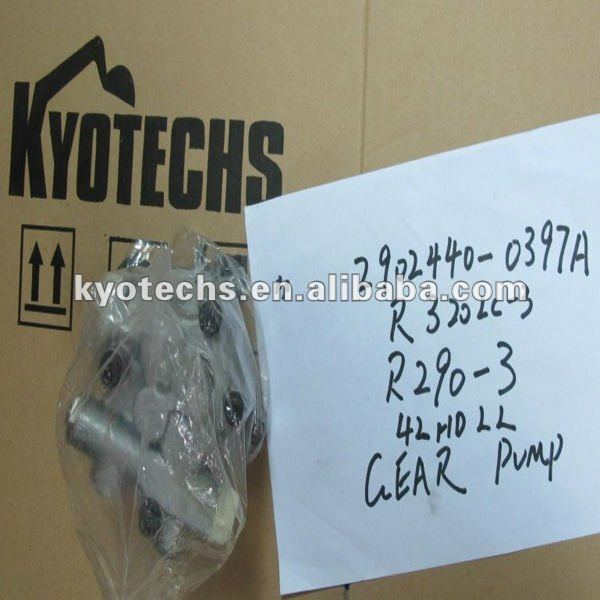 gear pump FOR 2902440-0397A R320LC-3 R290LC-3 4LHDLL