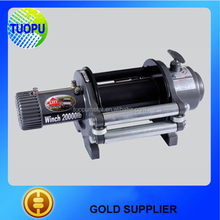 China supplier electric winch for 4x4 cable used truck winches for sale