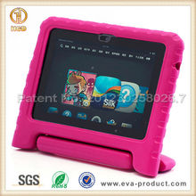 Kids Shock Proof Foam EVA stand case for kindle fire hdx 7''
