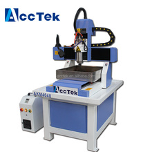 steel <strong>furniture</strong> making machinery mini cnc carving router AKM4040 cnc gold engraving machine