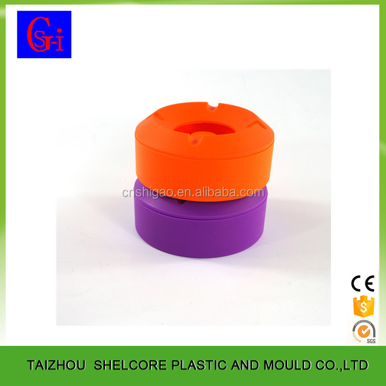 OEM service avaliable round smokeless ashtray