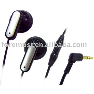 Stereo Earphone for MP3/MP4/i-Pod